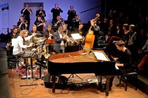 Cologne Contemporary Jazz Orchestra mit Paolo Fresu und Jens Düppe