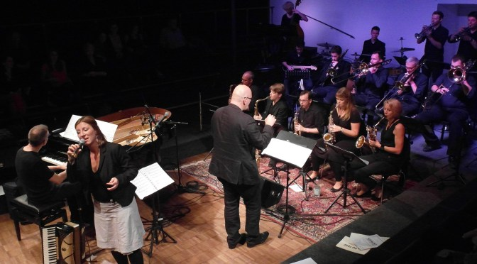 RMS JazzOrchester feat. Paul Heller