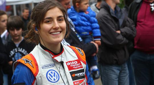 Tatiana Calderón, automovilistas colombianos, piloto colombiana, Fórmula 3