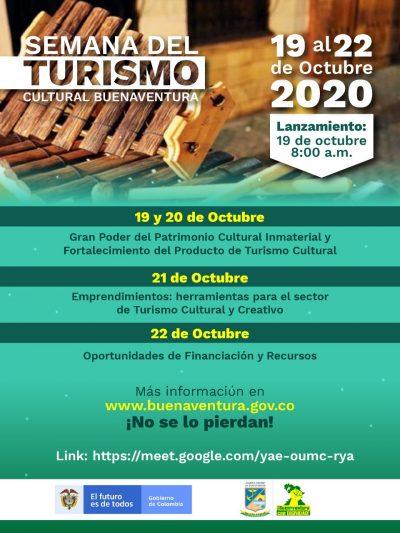 Semana del Turismo Cultural en Buenaventura