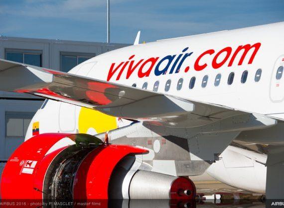 Viva Air obtiene el sello internacional 'Safe Travels'