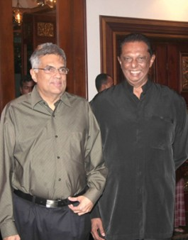 Ranil and John colombotelegraph