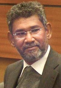 Ambassador Dayan Jayatilleka