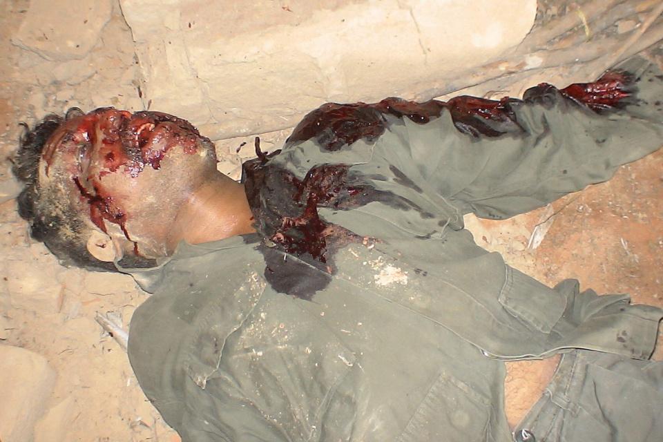 Tamilian Killed By Sri Lanka