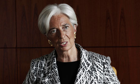 IMF Boss Pays No Tax, $467,940 Plus $83,760 Income A Year