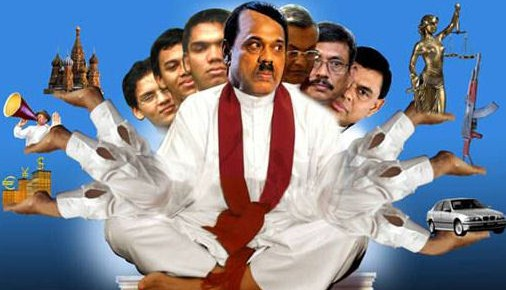 Rajapaksa Family Stands To Receive In Commission Anywhere Between US
