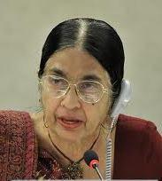 Prof. Savitri Goonesekere - Friday Forum