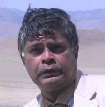 Prof. Rajiva Wijesingha - the State Minister for Higher Education