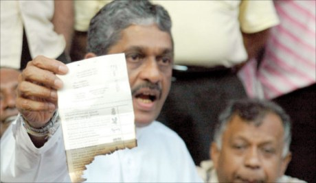 fonseka-with-dumped-votes-colombo-telegraph