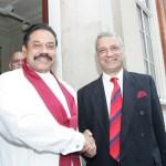 Rajapaksa and Sharma