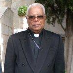 Rt. Rev. Dr. Rayappu Joseph, Catholic Bishop of Mannar