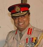 Major General (Retd.) Nanda Mallawarachchi - Secretary to the MInistry of Law and order