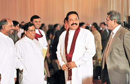 Mahinda, Basil and Gotabhaya Rajapaksa are implicated in the latest account of the 'White Flag Incident'.