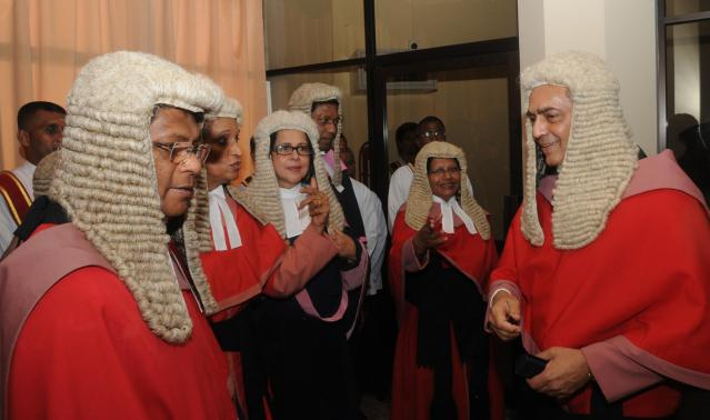 Judges SC