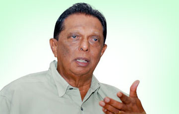 Chief Opposition Whip, UNP MP John Amaratunga