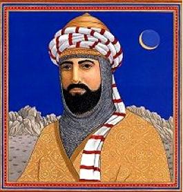 Ṣalāḥ ad-Dīn Yūsuf ibn Ayyūb (1137-1193)