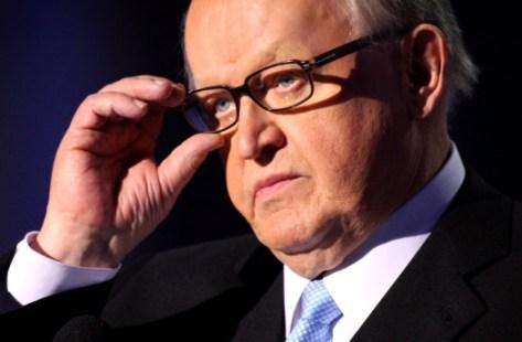 Martti Ahtisaari, former President of Finland