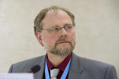 Special Rapporteur on freedom of religion or belief - Heiner Bielefeldt