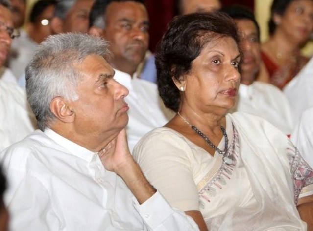 Ranil Chandrika