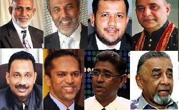 Muslim MPs