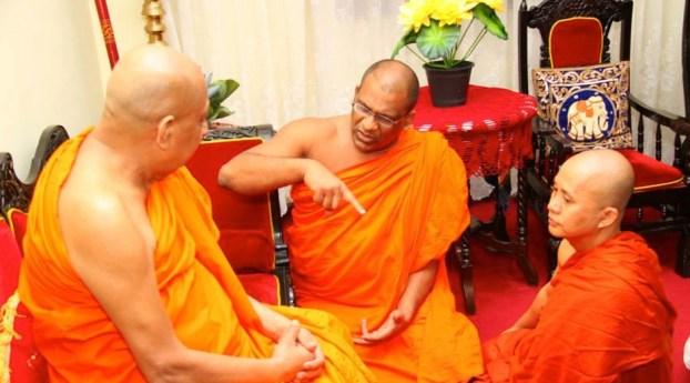 BBS Gnanasara Wirathu