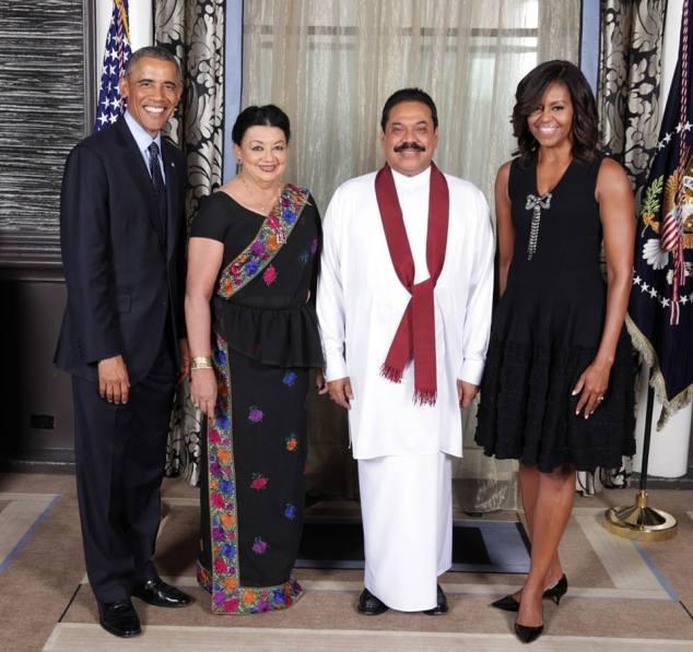 Mahinda Obama UN sep 23 2014