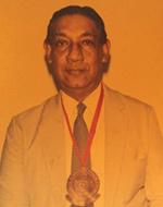 Dr H W Jayawardena