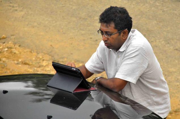 Harsha De Silva Colombo telegraph