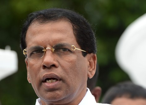 SRI LANKA-ELECTION-OPPOSITION