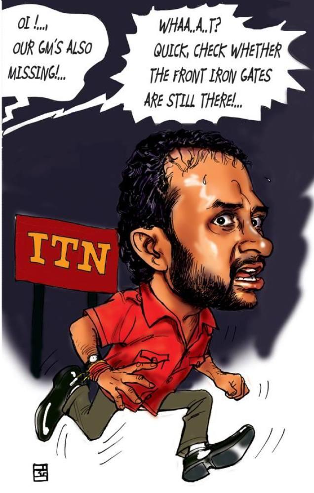 CT Cartoon