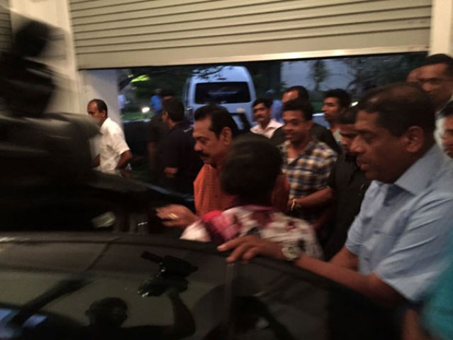 Mahinda leaves