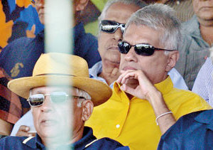Ranil at Royal big match