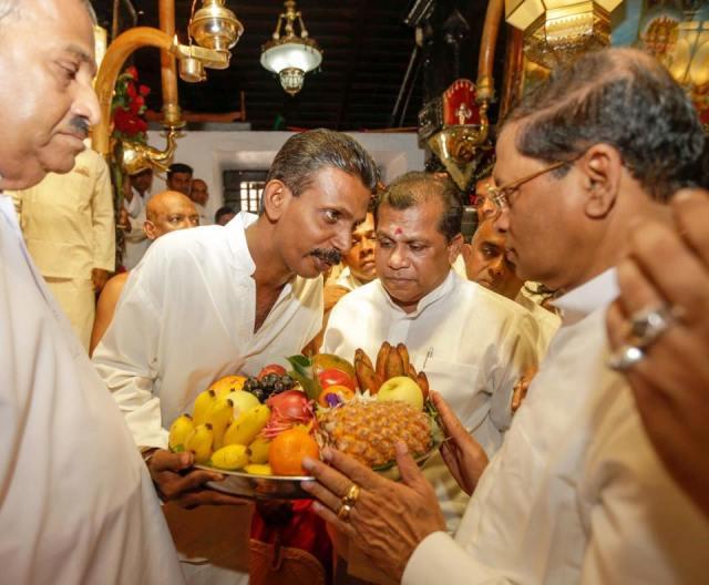 Maithripala Hindu Tamil