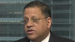 Governor of the Central Bank - Arjuna Mahendran