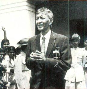 Chelvanayakam