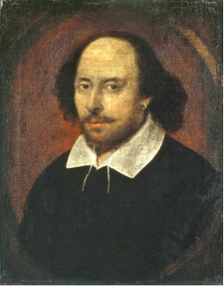 William Shakespeare (1564-1615) (Image taken from Wikipedia)