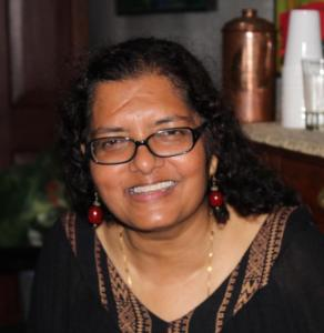 Kumudini Samuel - the founder of Women and Media Collective