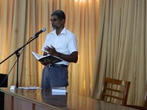 Prof. Daya Somasundaram