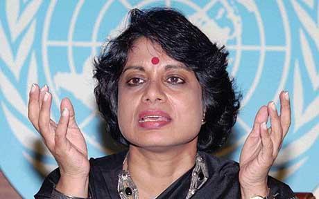 Dr. Radhika Coomaraswamy