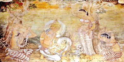 Siddhartha: Buddha Birth