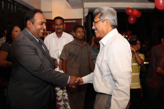 Gotabaya Rajapaksa Drugs Mohamomad Mubharakh