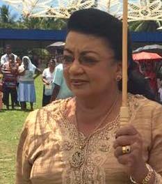Former First Lady Shiranthi Rajapaks