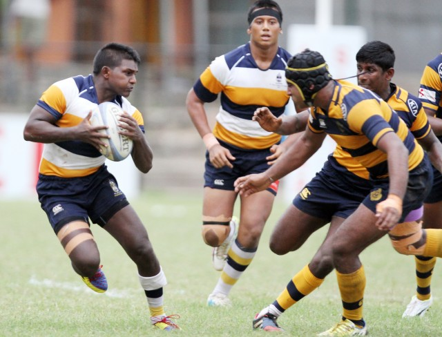 St. Peter's College Rugby