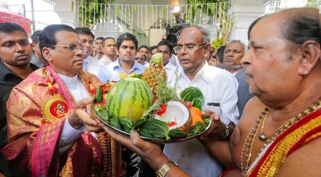 Maithripala Tamil