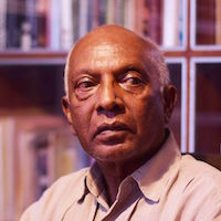 Lal Wijenayake - Convener of the Lawyers for Democracy