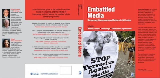 Embattled Media- Evolution, Governance and Reform in Sri Lanka (ISBN- 978-93-515-0062-9)