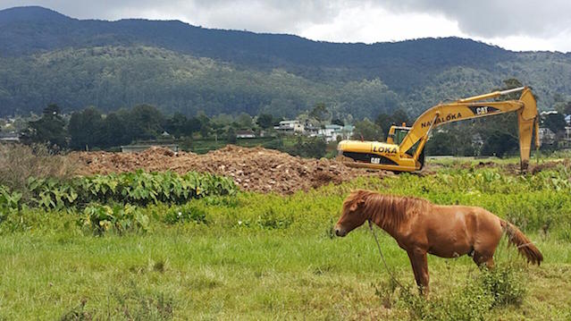 Nuwara Eliya Soil Dump 5