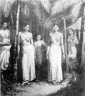 Ancient sri lankan women