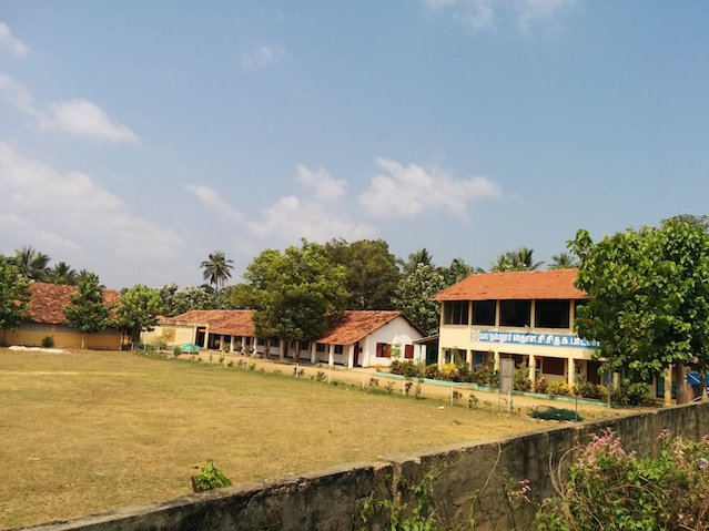 The Nationalized CMS Teachers' Training College- Not used for Original Purpose
