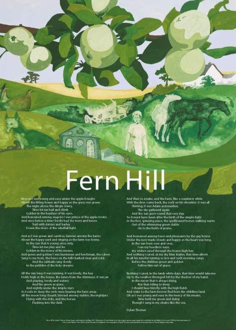 Fern Hill පෝස්ටරය